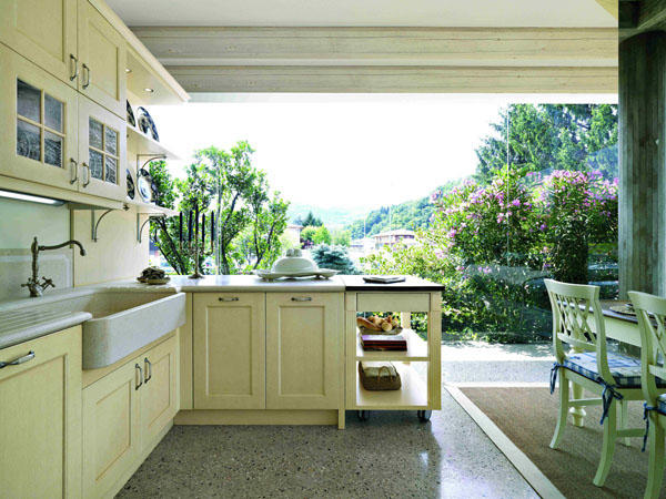 It\u0027s a green flooring option as well as pocket-friendly. Eco-friendly bamboo flooring costs about $2/sq. ft. \u2013 $7/sq. ft. approx. & Implement these Eco-friendly Kitchen Ideas   Cracks In The Pavement