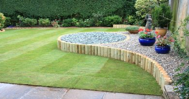 How to design a great garden?