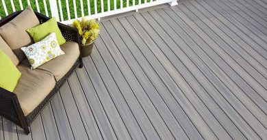 Why Choose Eco-Friendly Composite Decking Products