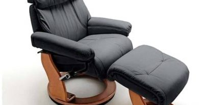 Choosing a chair for relaxation