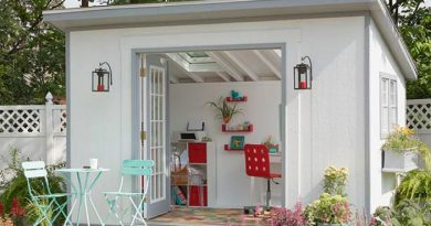 How To Build A She Shed