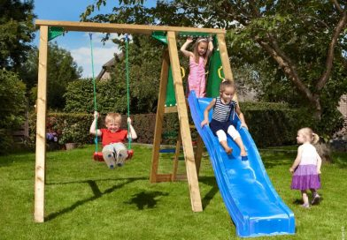 Playsets For The Outdoors: Recommendations and Plans to Construct a Swing Set