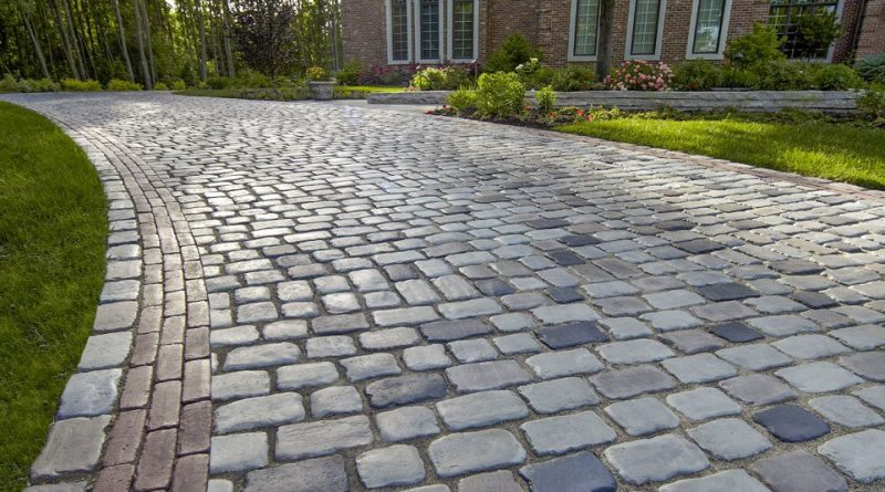 The Most Popular Driveway Paving Types and Materials