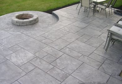 Stamped Concrete vs. Concrete Overlays: How Do They Differ?