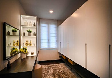 The Top Aspects You Should Know when Planning and Designing Your Fitted Wardrobe