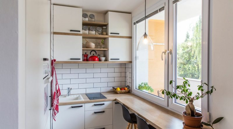 Getting the Most From Your Tiny Kitchen